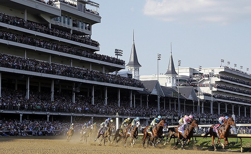 Where Is Churchill Downs