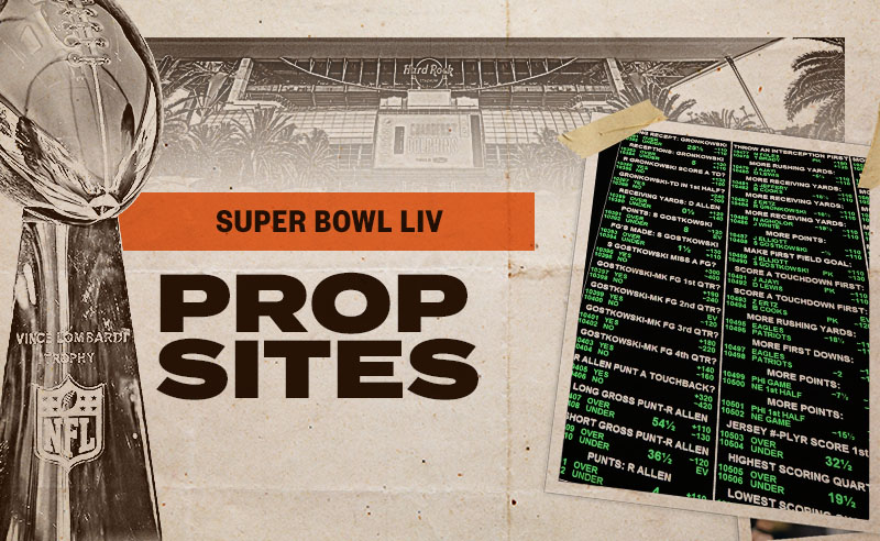This is a picture of Printable Prop Bets Super Bowl for bet scorecard