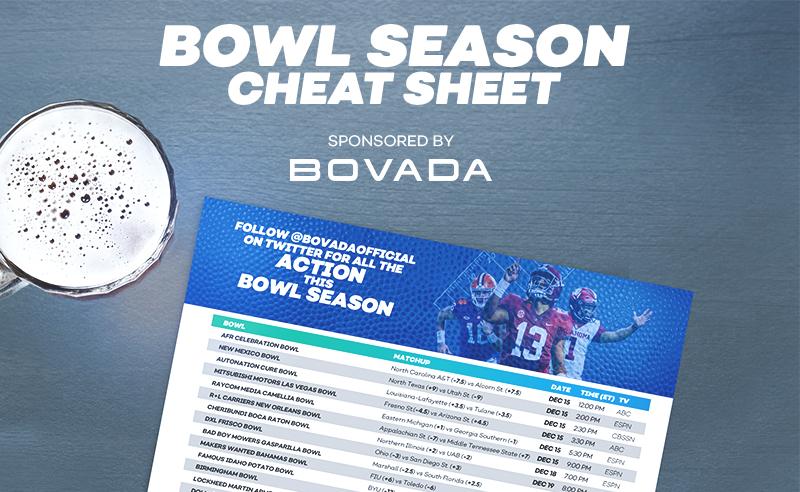 2018-19 NCAA Football Bowl Season Best Bets | OddsShark