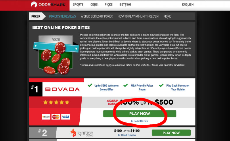 Step-by-Step Guide for Using Bitcoin for Online Poker | Odds