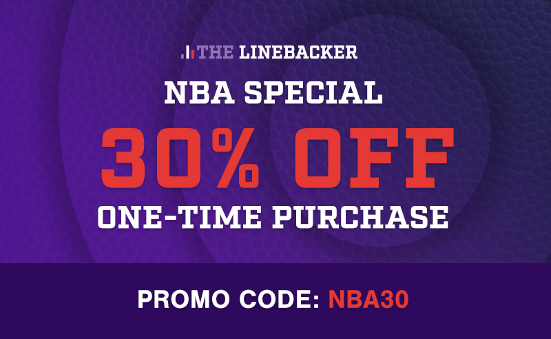 The Linebacker NBA30 promo