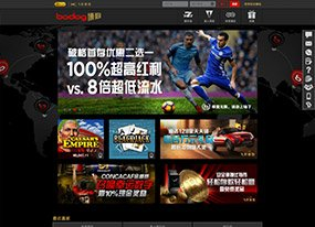 Bodog88 Screen