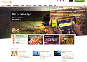 Betsson Screen