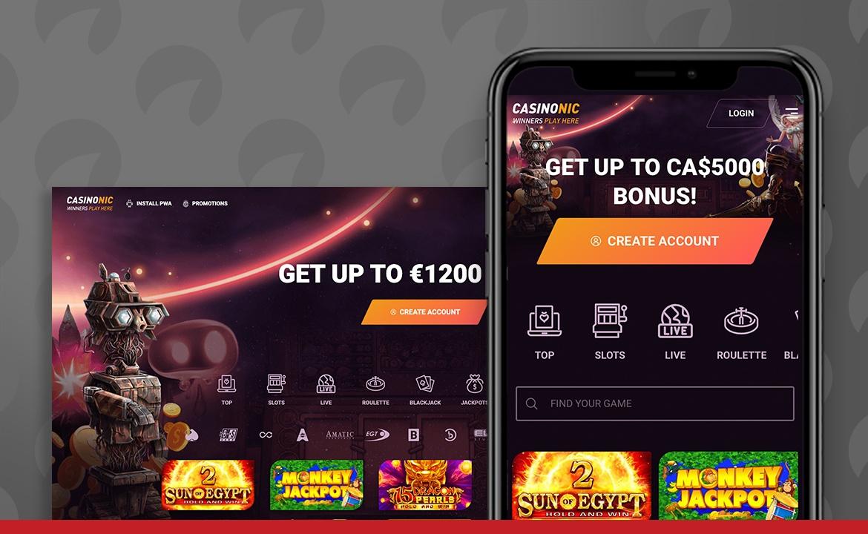 CasinoNic Screenshot