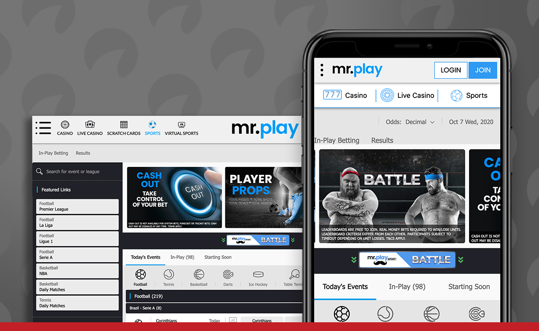 Mr.Play screenshots