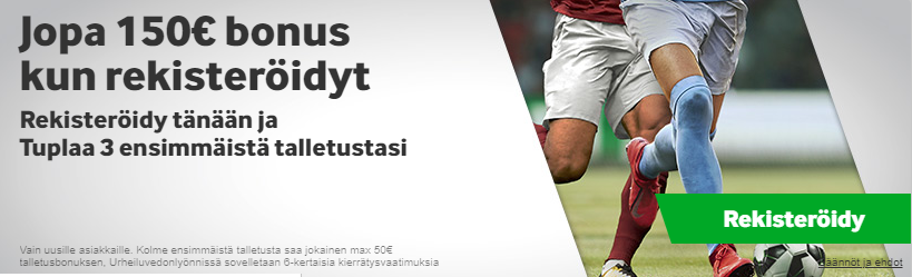 Betway -Suomi