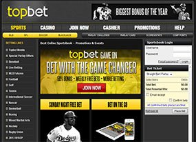 Topbet Payout Reviews