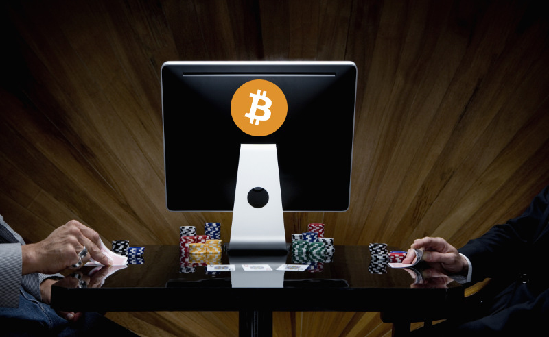 Poker with bitcoins play performance on bet