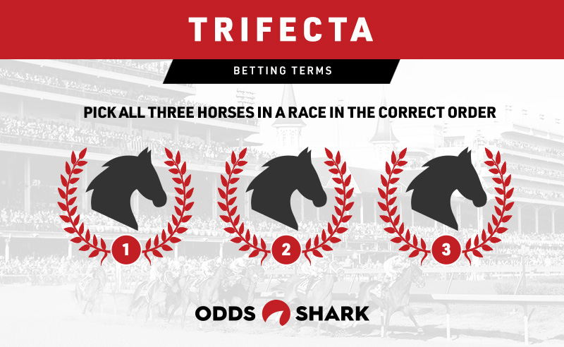 trifecta betting with a part wheel