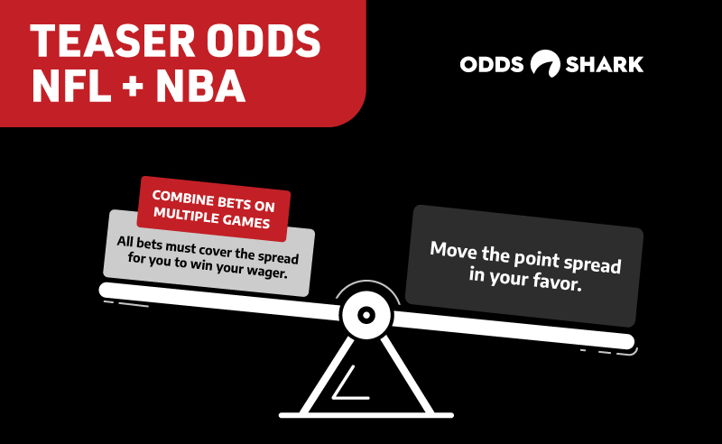 Teaser odds betting line mathematical betting strategies for roulette