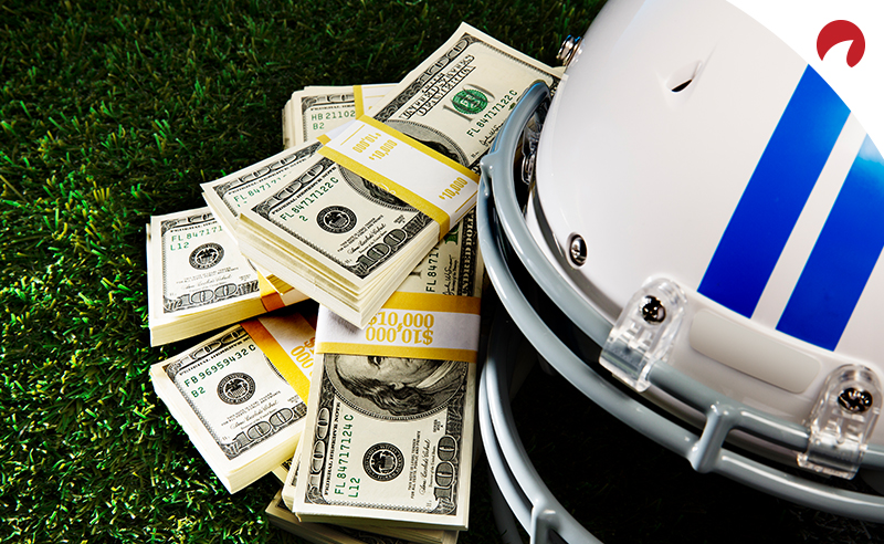 whats the earliest time you can bet money on the nfl