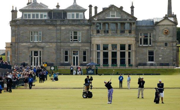 golf odds  british open betting update