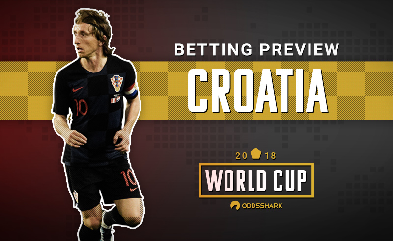 54df37e41f5 2018 World Cup: Croatia Team Betting Preview | Odds Shark