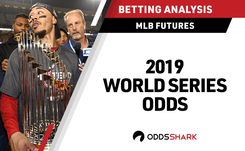 World Series Futures Odds 2019 | Odds Shark