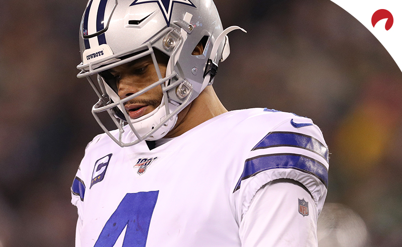 Redskins cowboys betting line december 2021 how to become a sports betting agent