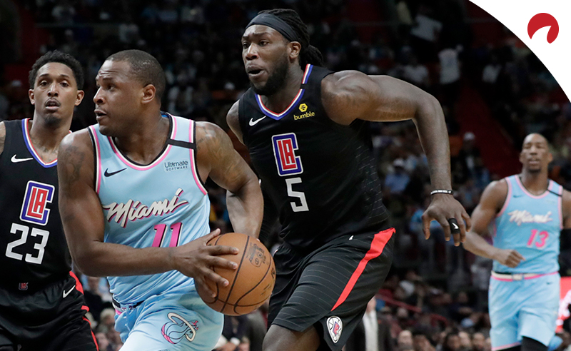 heat vs clippers betting odds