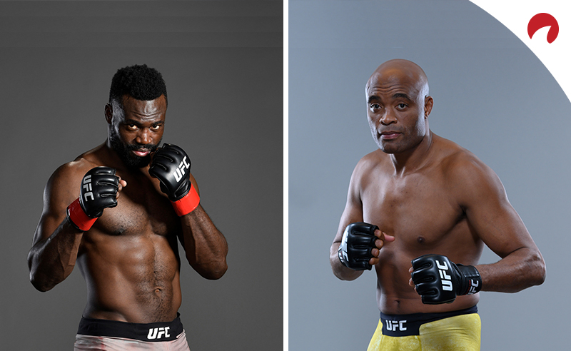 Anderson silva vs jon jones betting odds movie running out of time on bet spoilers