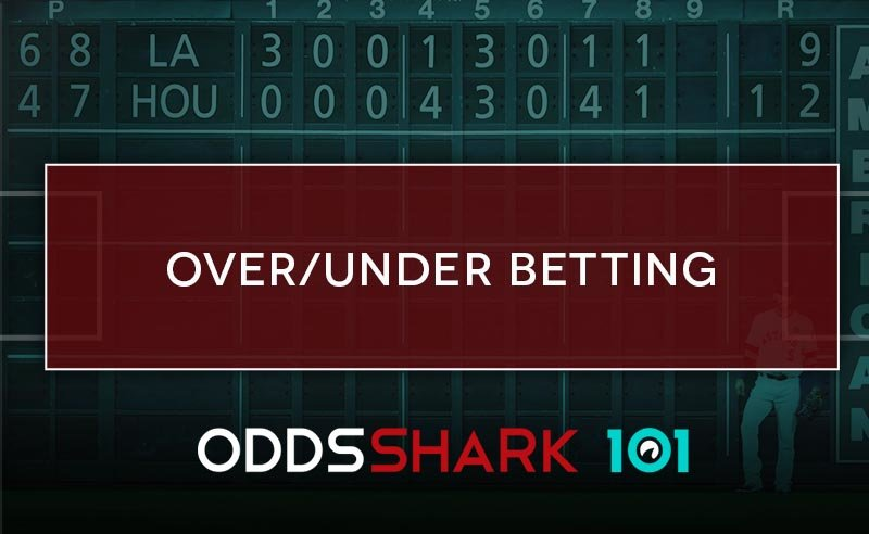 Understanding over and under betting for the nfl t20 betting odds