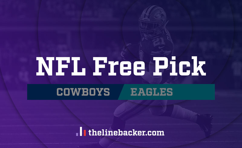 Free NFL Pick Linebacker Cowboys Eagles
