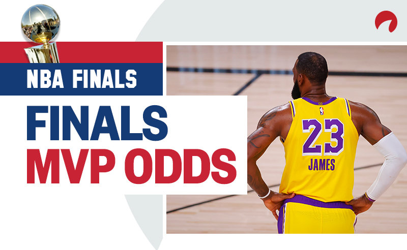 nba finals mvp betting odds