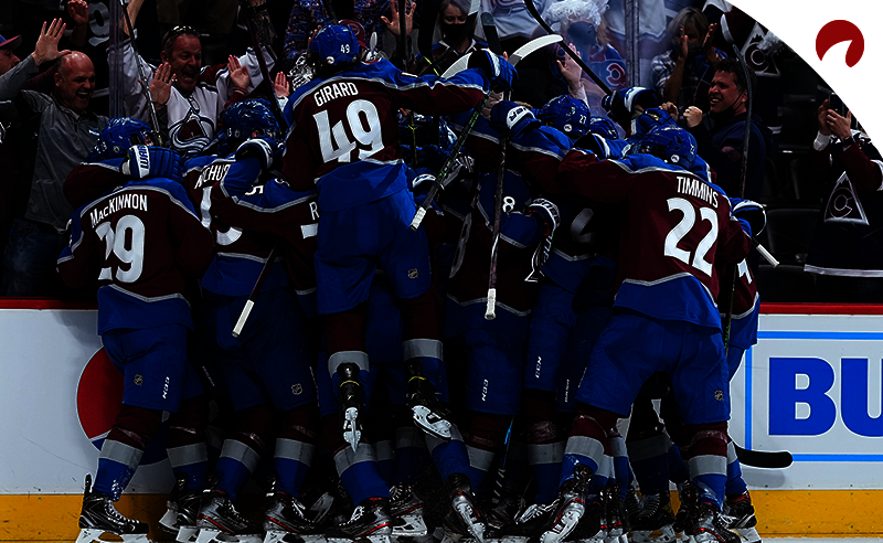 The Colorado Avalanche are favored in 2022 Stanley Cup odds.