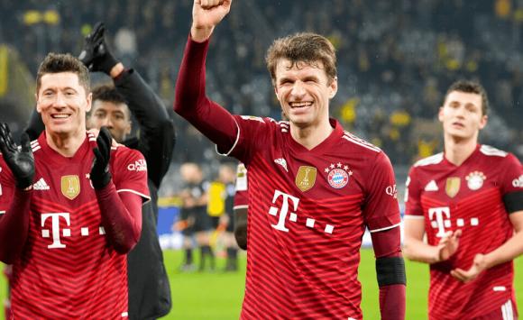 Bayern Munich Lead Bundesliga Odds