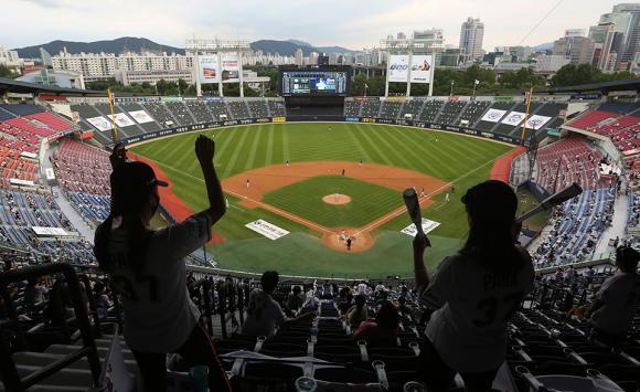 Korea Baseball Organization Betting Odds