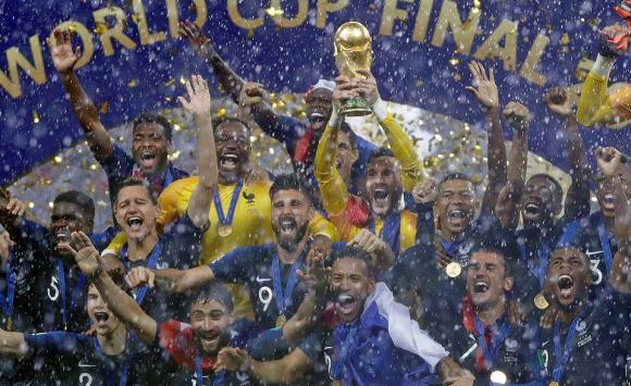Favoritos Das Apostas Na Copa Do Mundo