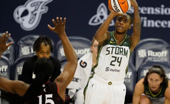 2021 WNBA Championship Odds: Sun Favored Over Aces, Storm