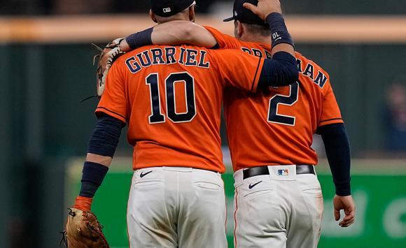 2021 MLB World Series Odds: Astros Over Braves?