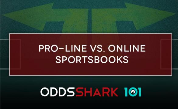 A breakdown of Pro-Line betting vs wagering with online sportsbooks in Canada.