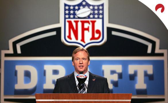 Cómo apostar en el Draft de la NFL