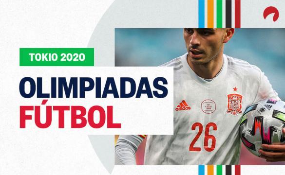 ¡Apuesta en el Torneo de fútbol de los Juegos Olímpicos con la guía y los consejos de apuestas para las Olimpiadas 2020!