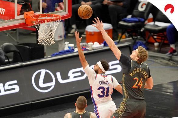Kuinka lyödä vetoa NBA:sta -sivu