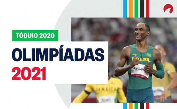 Alison dos Santos promete medalha!