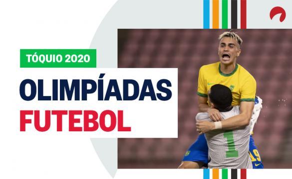 Brasil continua favorito no futebol das olimpíadas!