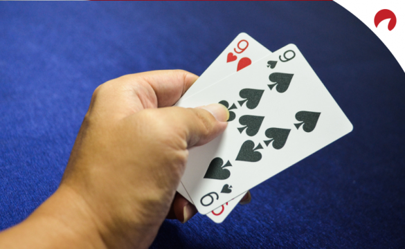 Learn how to play baccarat online right here at Odds Shark.