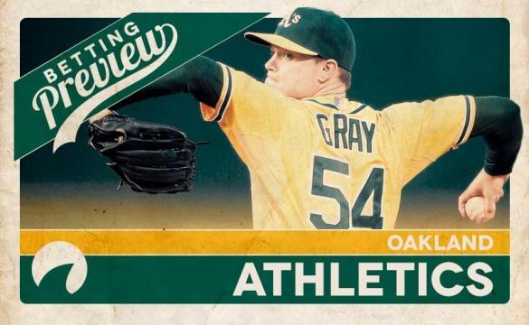 Sonny Gray Oakland A's MLB