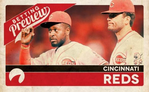 Brandon Phillips Joey Votto Cincinnati Reds MLB