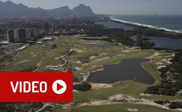 Henrik Stenson is the favorite in the 2016 Rio Summer Olympics Golf Odds
