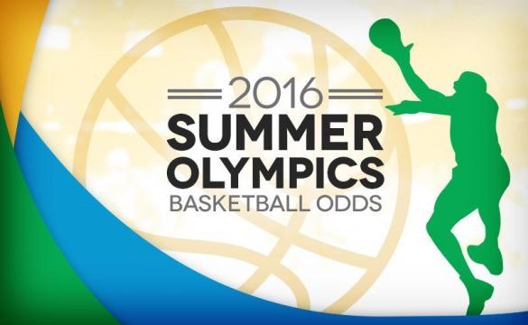 2016 Rio Summer Olympics Basketball Odds