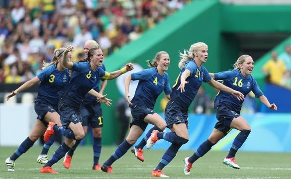 2016 Rio Summer Olympics Women's Soccer Odds