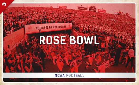 Rose Bowl Betting Odds