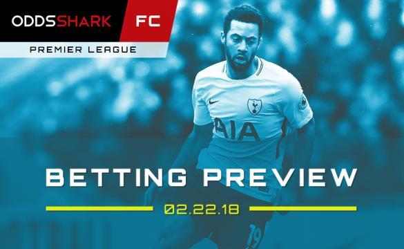 Premier League Betting Odds and Picks Mousa Dembele Tottenham Hotspur