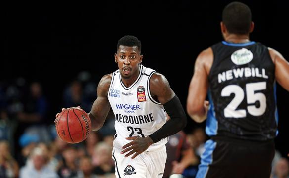 Casey Prather Melbourne United NBL Basketball Grand Final Adelaide