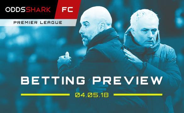 Premier League Betting Odds Jose Mourinho Manchester United Pep Guardiola Manchester City