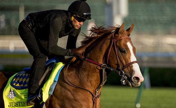 Justify Kentucky Derby betting odds favorite Run for the Roses Bob Baffert