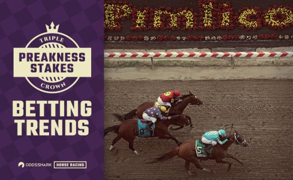 2018 Preakness Stakes Pimlico Baltimore Horse Racing Triple Crown