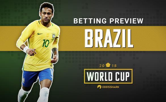 Neymar Jr. Brazil World Cup 2018
