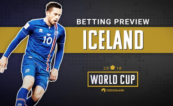 Iceland Betting Odds FIFA World Cup 2018 Russia